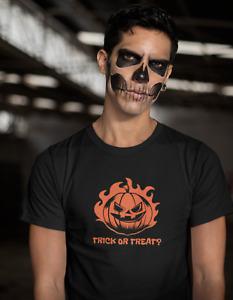 Trick or Treat #2 Shirt Halloween Hocus Pocus Fall Pumpkin Spice Spooky T-Shirt