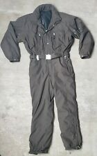 Brown Bogner Ski Suit Size 40