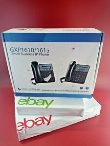 GS-GXP1610 Small Business 1-Line IP Phone by GrandStream Desktop / Wall mount
