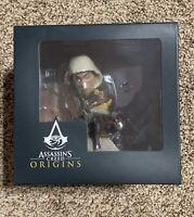 Assassin's Creed Origins Bayek Screen Shots Figure Loot Gaming Crate STEALTH NEW
