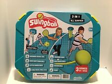 """RARE' MOOKIE SWINGBALL NEW IN BOX - 3 In 1 All Surface Basketball, Soccer"