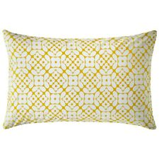 Classic Orla Kiely 2 Reversible Housewife Pillowcases Placement Flower Tile BNWT