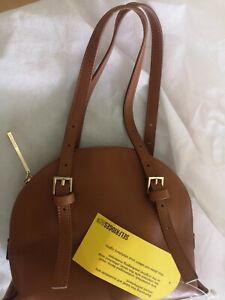 Small TAN Whistles Handbag - New With DUSTBAG