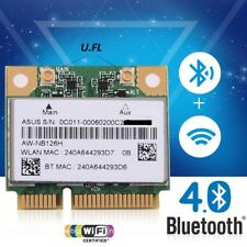 asus combo Karte 802.11b/g/n 4.0 mini PCIe bluetooth 4 WLAN uFL Atheros AR5B225