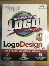 SummitSoft Logo Design Studio Windows 98SE/ME/2000/XP Do yourself Logo Software