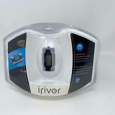 Iriver Mp3 Player T30 512 Mb skip-free listening 17 hours of music 24 hrs