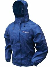 Frogg Toggs All Purpose Women's Breathable Rain Jacket - Royal Blue Choose Size