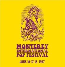 Monterey International Pop Festival June 16 17 18 1967 Box US Made/shiped Sealed