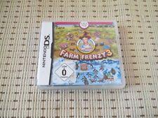 Farm Frenzy 3 für Nintendo DS, DS Lite, DSi XL, 3DS