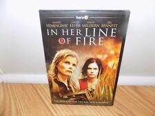 In Her Line of Fire (DVD, 2007) Mariel Hemingway - BRAND NEW, SEALED