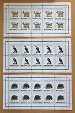 Moldawien Fauna 1995, 3 KB. Postfrisch. Selten!