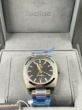 ZODIAC Grand Hydra Swiss Made Mens Watch ZO9951 NEW!