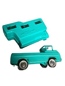 C. 1960's Nylint Ford Econoline Camper Pick-up Toy