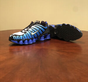 Nike Shox TL Racer Blue Running Shoes (Men's Size 13) AV3595-009