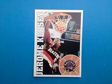 1995-96 Panini NBA Basketball Sticker N.130 Tony Massenburg Toronto Raptors