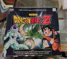 Panini Dragon Ball Z Trading Card Game New Sealed Box