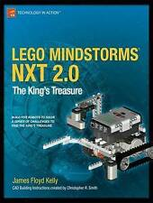 LEGO MINDSTORMS NXT 2.0: The King's Treasure by James Floyd Kelly