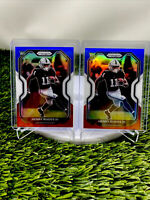 2020 Panini Prizm Henry Ruggs #372 RC Red White Blue🔥Lot Of 2 Free Ship✅INVEST