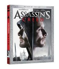 Assassin's Creed - 3D & 2D - Blu Ray - Limited Edition