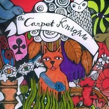 THE CARPET KNIGHTS: Lost and so strange in my mind Neu