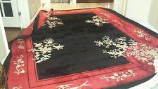 Unique Oriental Chinese 9x12ft Carpet