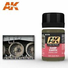 AK Interactive 078 Damp Earth 35 ml