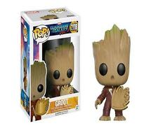 Guardians of the Galaxy Groot Funko POP! #208 PVC Figure Toy Collection Gifts