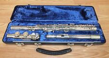 Genuine W.T. Armstrong 104 (38 38167) Flute & Hard Back Carrying Case **READ**