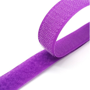 Fastener Tape Cable Hook And Loop Tailors Sewing Accessories Stich Strip Craft