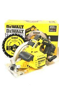 DeWalt DCS573B 20V MAX BL Li-Ion 7-1/4 in. Circular Saw (Tool Only) BRAND NEW