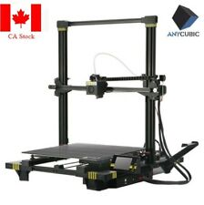 CA Stock ANYCUBIC Chiron 3D Printer Auto-leveling Dual Z-Axis TFT with Filament