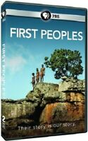 First Peoples (DVD 2 disc) PBS  NEW