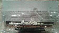 Deagostini Battleships Model Collection Scharnhorst Boxed MINT