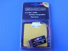 Empfänger Receiver Simprop GigaScan 7, 2.4GHz kompatibel Futaba FASST 0123609