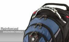 """SwissGear Wenger 600638 IBEX 17"""" Laptop bag Backpack Triple Protect compartment"""
