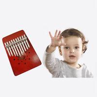 10 Keys Thumb Piano Kalimba Finger Piano African Instrument SA