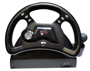 Mad Catz Analog Steering Wheel for Playstation 1 Sony PS1 in Original Box