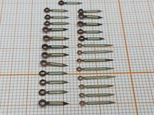 ANTIQUE MIX OF PINK GOLD  WATCH HANDS PARTS /  REPAIR SOLD AS IS LOT 23