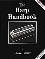 Harp Handbook, Paperback by Baker, Steve, Brand New, Free shipping in the US