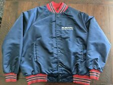 Subaru Parts and Accessories Jacket early 1990s