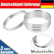 4X Zentrierringe 74,1 ~ 72,6 Aluminium Alu Zentrierring Für BMW Felgen Alufelgen