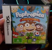 Poptropica (BRAND NEW SEALED) Nintendo NDS - FREE POST *