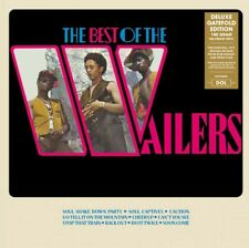 The Wailers - The Best Of The Wailers Deluxe Gatefold Edition Vinyl LP DOL946HG