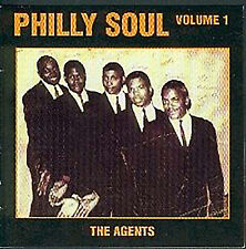 Philly Soul #1-Rare Philly Groups-R&B/Group Soul CD-Agents, Temptones, Royal 5