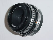 CARL ZEISS JENA 50mm F2.8 TESSAR M42 Screw Mount Zebra Lens ** Ex+++