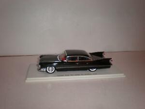 1/43 1959 Cadillac Sixty Two Sedan Six Windows  / Spark