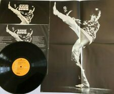 DAVID BOWIE - The Man Who Sold The World 1972 Vinyl LP Album LSP 4816 + POSTER