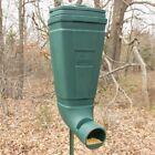 Large Gravity Feeder Tree Mount Deer Game Hunting Corn Food Feeding Tube 80 Lbs