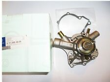 Mercedes C CLASS C180 W203 C203 Engine Cooling Water Pump OEM NEW 1112004301