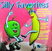 Silly Favorites,NEW CD,20 Songs Childrens Kids Sing,Bithday,Party,sing alongs